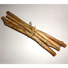 Rustic Decorative Branches Twigs. Very Old, Strong Wood Pine Tree... (€5,39) via Polyvore featuring home, home decor, black home decor, wood home decor, wooden home decor, branches home decor and wood branches home decor