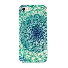 Floral Pattern TPU Case Cover Back For iPhone Soft Case Floral Silicone Case New