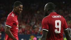 Can Rashford and Lukaku be a successful strike force?