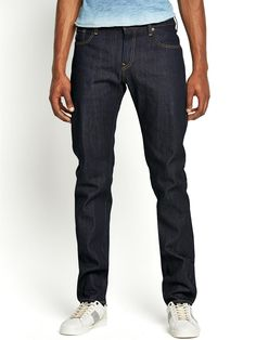 G-Star RAW 3301 Mens Low Tapered Jeans | very.co.uk