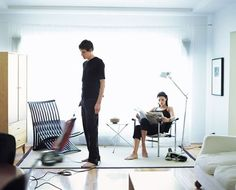 Divorce rate higher for couples that share housework, study finds (Photo: Getty Images stock)