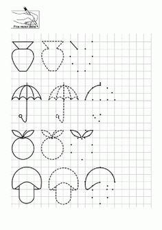 children activities, more than 2000 coloring pages Symmetry Worksheets, Tracing Worksheets, Preschool Worksheets, Preschool Activities, Children Activities, Preschool Writing, Writing Activities, Visual Motor Activities, Symmetry Art