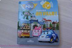 Robocar Poli la série évènement pour tous les enfants passionnés de héros du quotidien tels les pompiers, la police, les ambulanciers!