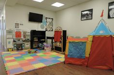 The Ballet Club - an open to public Play Space in addition to Camps, Classes and Summer Programs