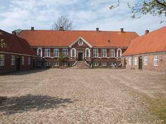 Bramming Manorhouse, Denmark