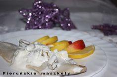 Pieruńskie maszkety - blog kulinarny: Hekele czyli śledziki, wersja w śmietanie (z cyklu...