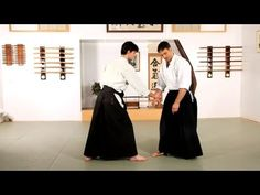 Instructions for Aikido's Ikkyo Technique or First Teaching - Black Belt Wiki