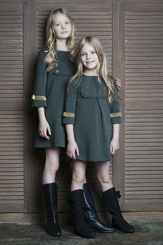 SANMAR | Moscow Baby Girl Fashion, Toddler Fashion, Kids Fashion, Chic Outfits, Pretty Outfits, Kids Outfits, Moda Kids, Girl Dress Patterns, Beautiful Little Girls