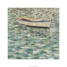 Art: Limitierter Kunstdruck Künstler: Megan Meagher Abmessungen: 66 x 66 cm Stilrichtung(en): Impressionismus #Malerei_Drucke