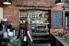 Oddfellows Café in Seattle, WA