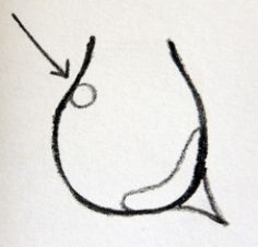 ★ HOW TO Draw a Water Drop   Drawing Tutorial & Video Demos ★  http://wellingtonboot.hubpages.com/hub/how-to-draw-a-water-drop