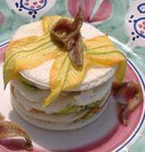 Parmigiana di fiori di zucca - Le ricette di Mangiare bene