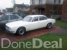 Jaguar 4.2 XJ6 LWB 1976