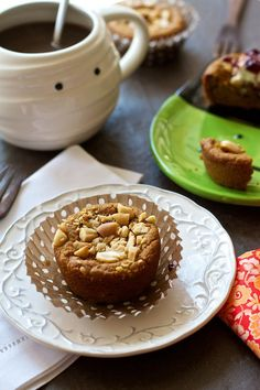 Peanut Butter Pumpkin Muffins//REVIEW: yup, these were great!