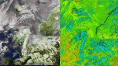 Hacking TV Tuner to Read Earth Photos From Satellites