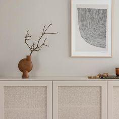Door for Besta – Fronteriors Ikea Tarva Dresser, Ikea Frames, Ikea Hacks, Gallery Wall, Audio, Doors, Living Rooms, House, Home Decor