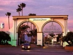 Paramount Studios.  My husband used to work there :)