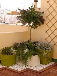 decoracion balcones pequeños - Buscar con Google