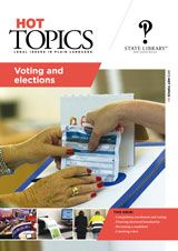 Hot Topics: Voting and elections Master Of Laws, Study, Hot, Studio, Studying, Research