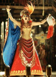 Phantom Of The Opera~ Carlotta Giudicelli