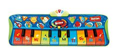 WinFun Step to Play Junior Piano Mat