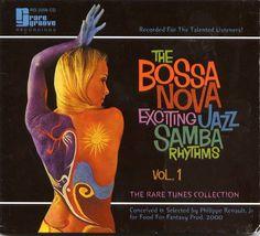 The Bossa Nova Exciting Jazz Samba Rhythms Vol 1 - Album Completo/Full A. Buddy Guy, Charlie Watts, Carole King, Lp Cover, Vinyl Cover, Cover Art, Chris Wood, Vinyl Record Art, Vinyl Records