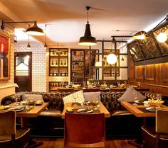 El restaurante | Ateneo - Restaurant Bar & Club
