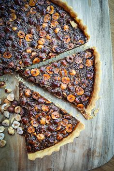 hazelnut tart recipes dishmaps fresh fig and hazelnut tart recipes ...