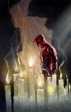 Daredevil by Alex Maleev