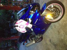 My 2008 Kawasaki ZZR600 <3