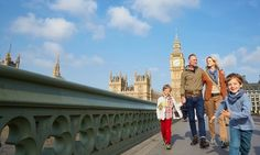 Londres à London : SÉJOUR EN FAMILLE à Londres, 1 à 2 enfants gratuits