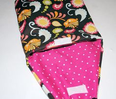 Diapers and Wipes Holder - Crazy Little Projects