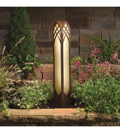 Kichler Lighting Cathedral 2 Light Landscape 12V Path & Spread in Textured Tannery Bronze   I want this light for my front yard with my address # on one side