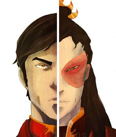 Parallels | Iroh and Zuko | The Last Airbender | Legend of Korra | Avatar