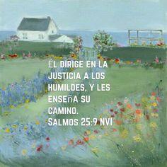 Salmos 25:9