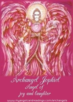 Archangel Jophiel ~ Angel of joy and laughter, and of peace and contentment Angels Among Us, Angels And Demons, Angel Guidance, I Believe In Angels, Angel Pictures, Angel Images, Ascended Masters, My Guardian Angel, Angels In Heaven