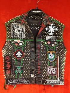 Fuck Yeah Punk Jackets