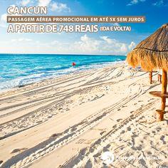 Encontramos ofertas a partir de 748 reais para Cancun. Aproveite!  Saiba mais: https://www.passagemaerea.com.br/cancun-mexico-promocoes.html  #cancun #mexico #passagemaerea #viagem #ferias