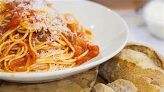 Get your bacon fix with surprisingly easy pasta all'Amatriciana The Today Show