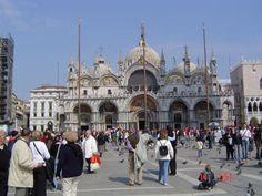 plaza de San Marcos,Venecia