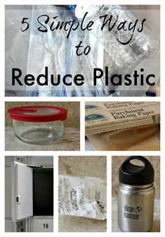 5 Simple Ways to Cut Plastic in Your Home!