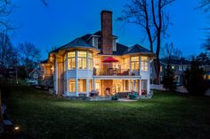 Vienna WOW House: Custom Masterpiece Near Downtown Northern Virginia, Vienna, My House, Real Estate, Mansions, House Styles, Craftsman, Homes, Heart