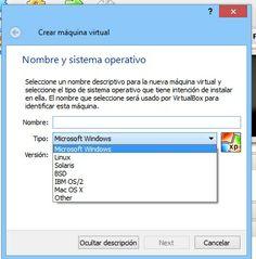 Me ha resultado muy interesante la gran cantidad de sistemas operativos que soporta el programa asi como las diversas plataformas de procesadores.