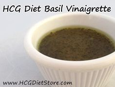 Need an HCG dressing with flavor? Make this HCG recipe and you will be very, very happy! http://hcgdietstore.com/