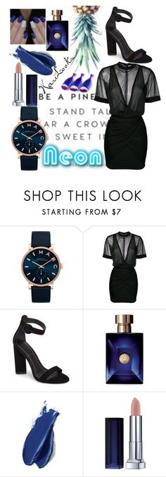 """""""B.A.B"""" by karilooks ❤ liked on Polyvore featuring Marc Jacobs, Balmain, Kendall + Kylie and Versace"""