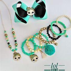 Making Bracelets With Beads, Kids Bracelets, Handmade Bracelets, Fashion Bracelets, Handmade Jewelry, Jewelry Making, Little Girl Jewelry, Kids Jewelry, Cute Jewelry