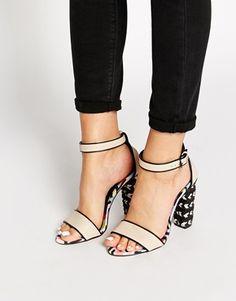 ALDO+Griliri+Nude+Block+Heeled+Sandals