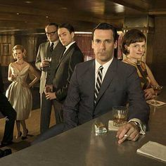 It's been five years since we said goodbye to the The of Mad Men, that is. On May the landmark AMC drama from creator Matthew Weiner, which. Mc Eiht, Ben Feldman, Jessica Pare, Joyner Lucas, Chris Tucker, Netflix Dramas, American Crime Story, The Man From Uncle, Stars Then And Now
