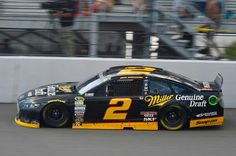 Brad Keselowski, Nascar Cars, Paint Schemes, Ford, Racing, Sprint Cup, Motor Sport, Michigan, Universe
