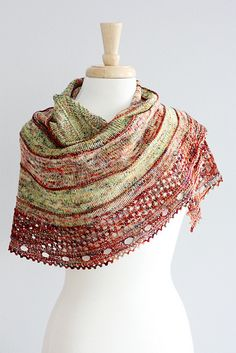 NobleKnits.com - Designs by Romi Dusk into Twilight Shawl Knitting Pattern, $8.95 (http://www.nobleknits.com/designs-by-romi-dusk-into-twilight-shawl-knitting-pattern/)